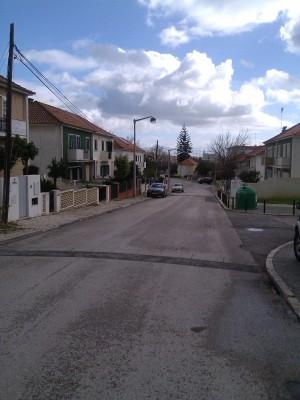 na Freguesia de Stª Mª dos Olivais - futura Freguesia dos Olivais