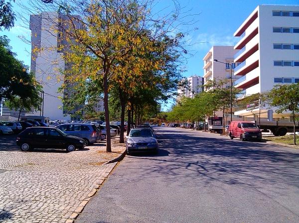 Sarmento de Beires -rua