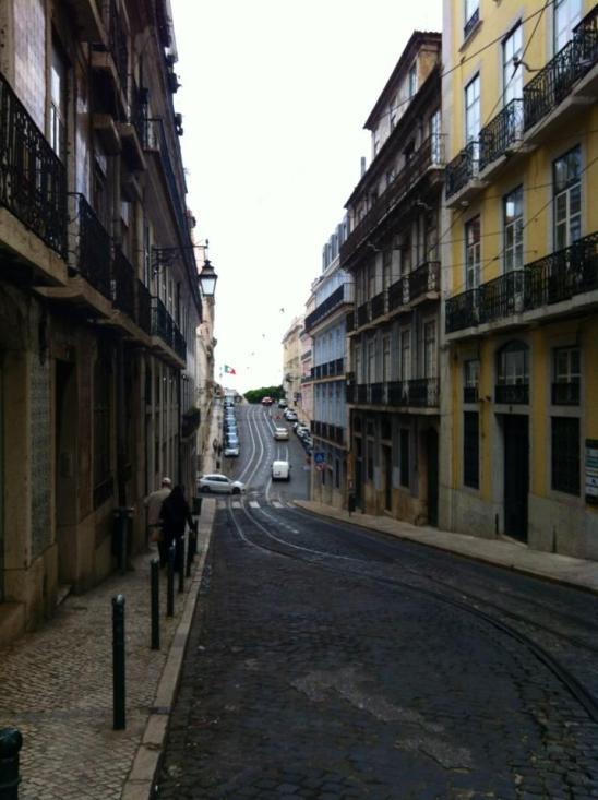 Freguesias da Misericórdia e de Santa Maria Maior (Foto: Toze Ribeiro)