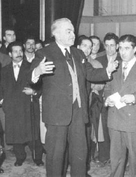 Jaime Lopes Dias em 1959 (Foto: Armando Serôdio, Arquivo Municipal de Lisboa)