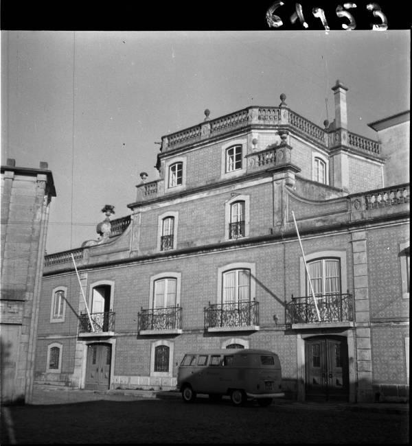 A Rua Esquerda em 1968 (Foto: Arnaldo Madureira, Arquivo Municipal de Lisboa)
